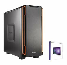 Gamer PC Intel Core i7 6700K 4x4,20Ghz-16GB 3G Gaming GTX1060 be quiet! 600