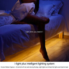 Motion Activated 2-side Bed String Light LED Strip Body IR Sensor Night Lighting
