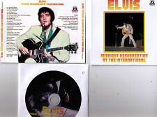 Elvis Presley CD Midnight Resurrection At The International - Live 1969 !!