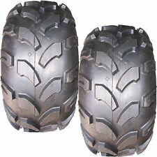 2) 20x9.50-8 20x950-8 20x950x8 20/9.50-8 20/950-8 Golf Cart ATV TIRES P311 4ply