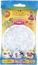 Hama - 207-19 Sachet 1000 Perles à repasser - Transparent