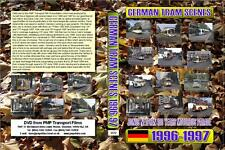 3172. Germany. Trams, Buses. 1996-1997. Filmed by Dave Cole and Ken Harris Dusse