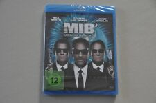 Blu Ray - Men in Black 3 - MIB 3 - Will Smith - Blue Ray - Neu OVP