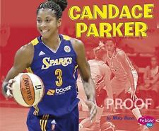 Women in Sports: Candace Parker by Mary R. Dunn and Rose Davin (2016, Hardcover)