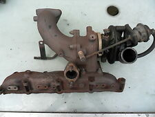 KIA SEDONA 2.9 CRDI TURBO CHARGER COMPLETE WITH MANIFOLD , 282004X300 , 1999-05