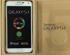 New Samsung Galaxy S5 SM-G900P White (Sprint) - 16Gb Android Smartphone