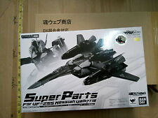 Bandai Macross F DX Chogokin VF-25S Renewal ver. Super Part only box damaged