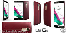 brand new lg red g4 3g & 4g 32gb 3gb ram 16mp camera - imported