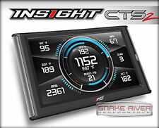 EDGE CTS 2 INSIGHT MONITOR GAUGES FOR 1996 AND UP FORD F150 F250 F350 F450 84130