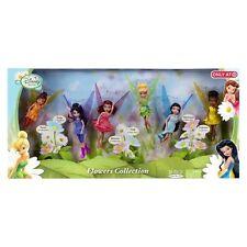"""Disney Fairies 4.5"""" Doll Pixie Hollow Games 6 Pack"""
