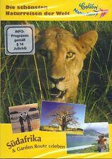 DVD: Südafrika & Garden Route erleben - einmalig schöne Filmaufnahmen