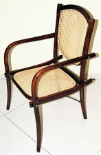 THONET JUGENDSTIL KLAPP SESSEL ART NOUVEAU FOLDING ARM CHAIR MNR: 6991 UM 1890