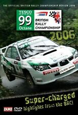 British Rally Championship - Official review 2006 (New DVD) Higgins Ryan Evans