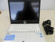 Fujitsu Lifebook T901 Tablet PC i5-2.5ghz 8gb 128gb SSD Webcam DVD/RW HDMI