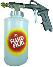 "Fluid Film ""PRO"" Undercoating Spray Gun with 3 Quart bottles"