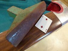SHEET METAL ANVIL SILVER COPPER TIN SMITH FORMING STAKE FITS PEXTO PLate rounded
