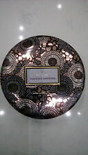 Voluspa Yashioka Gardenia 3 Wick Limited Edition Candle Decorative Tin 12oz