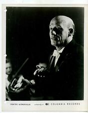 DIMITRI MITROPOULOS Original Photo 1940 Classical Class Greek CONDUCTOR Pianist