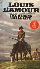 Louis L'Amour--The Strong Shall Live--1980--1st Edition