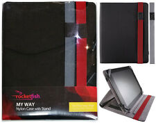 RocketFish My Way Nylon Case Stand With 2 Interchangeable Straps for iPad 2