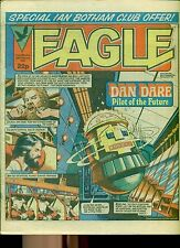 EAGLE weekly British comic book February 25 1984 VG+