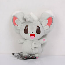Pokemon Minccino Chillarmy Plush soft Monster Toy Pokedoll Normal-type Anime 7""