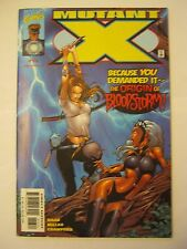 September 1999 Marvel Comics Mutant X Vol 1 #13  NM  (JB-45)