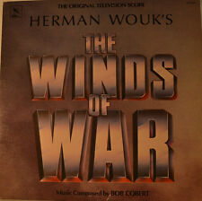"OST - SOUNDTRACK - THE WINDS OF WAR - HERMAN WOUKS  12""  LP (L608)"