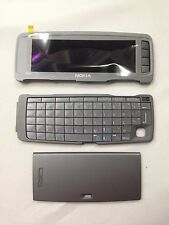 Original & New Frame w/ LCD Screen Display/Keypad/Battery Cover for NOKIA 9300i