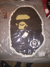 A BATHING APE APE HEAD RUG  , Shark , bape, Dragon Ball, yeezy