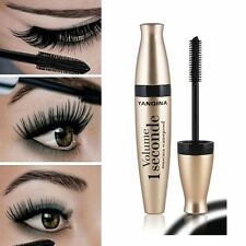 Waterproof Black Eyelash Mascara Extension Long Curling 3D Fiber