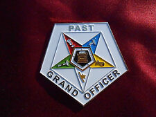 Order of Eastern Star/O.E.S. PAST Grand Officer car/auto emblem (PSC027) *