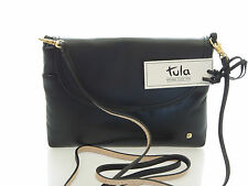 Tula by Radley Smooth Originals Black Leather Party Shoulder Bag BNWT RRP £55.00
