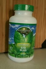 Youngevity Ultimate EFA PLUS OMEGA 3, 6, 9 Dr Wallach  90 soft gel