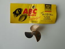 Rc Boat prop ABC H-1414 3 blade used