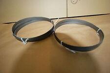 """2 x 64 1/2"""" x 1/2"""" x .025 x 14 tpi M42 Bimetal Narrow Bandsaw Blades"""