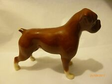 BESWICK BOXER SMALL DOG GN