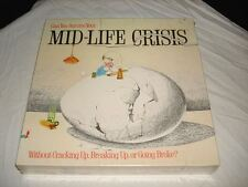NIB  1982 MID LIFE CRISIS ADULT BOARD GAME
