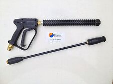 Wolf 200 Bar 3000PSI Petrol Pressure Power Washer Trigger Gun Variable Lance