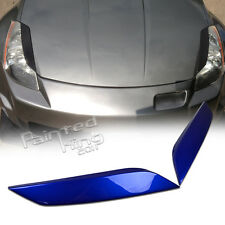 03-08 For Nissan 350 Z Z33 FAIRLADY Z HEADLIGHT EYELID COVER PAINTED B17