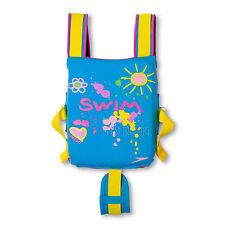 NWT Speedo Girls UV50 Float Coach Floatation help kids Learn to Swim Level 2