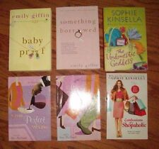 Lot of 6 ~ CHICK LIT + BESTSELLERS ++ FICTION