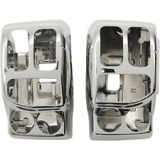 Chrome Switch Housing For Harley Touring 2014 - 2015