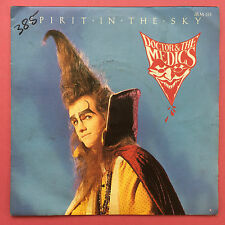 Doctor & The Medics - Spirit In The Sky / Laughing At The Pieces - IRS IRM-113