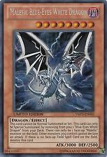 YUGIOH Malefic Blue-Eyes White Dragon YMP1-EN002 Secret Rare