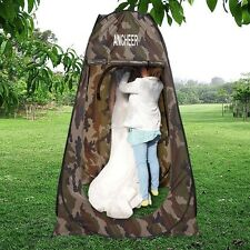 Waterproof Portable Pop Up Toilet Shower Tent Changing Room Camping Shelter Hot#