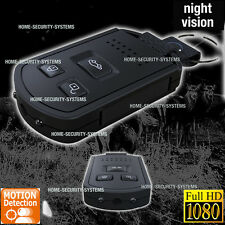 Home Security Car Key Remote Portable Cam Video Camera mini 1080P no SPY Hidden