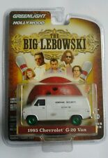 GREENLIGHT HOLLYWOOD # THE BIG LEBOWSKY # 1985 Chevrolet G-20 Van CHASE NEW!