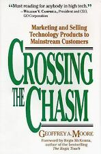 Crossing the Chasm: Marketing and Selling Technology Products to Mainstream Cust