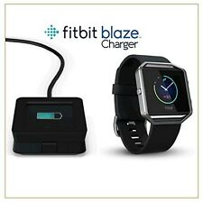 Fitbit Blaze Replacement USB Charger Cable Tempered HD 9H Glass Screen Protector